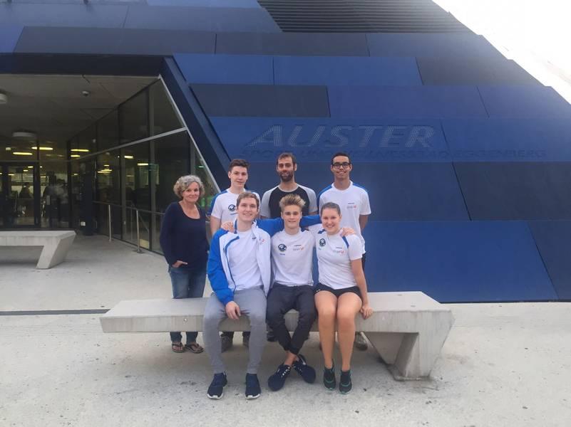 Usvk Union Schwimmverein Krems 1 Int Atus Graz Sprint Challenge